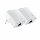 TP-LINK TL-PA4010KIT AV500 Nano Powerline-Netzwerkadapter